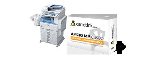 Aficio MP C3300