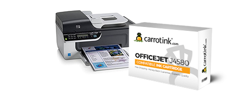 OfficeJet J4580
