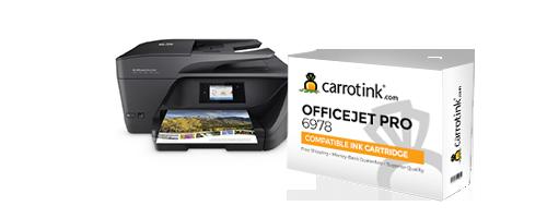 OfficeJet Pro 6978