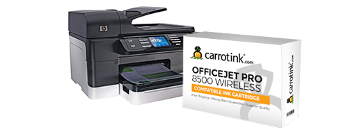 OfficeJet Pro 8500 Wireless