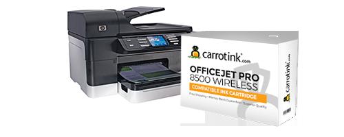 OfficeJet Pro 8500 Wireless