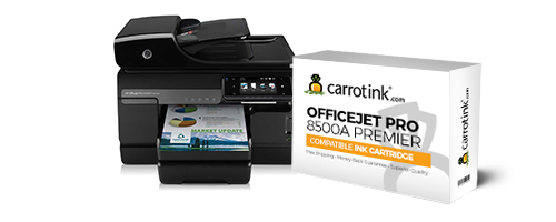 OfficeJet Pro 8500A Premium