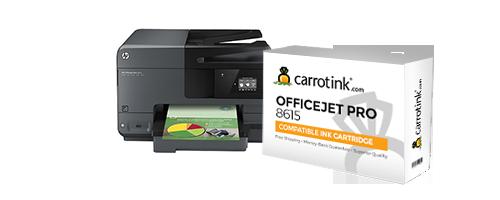 OfficeJet Pro 8615