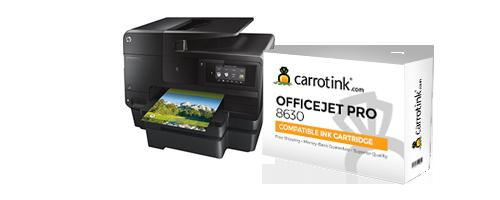 OfficeJet Pro 8630