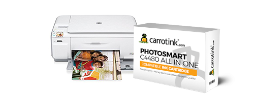 HP PHOTOSMART C4480 PRINTER DRIVERS