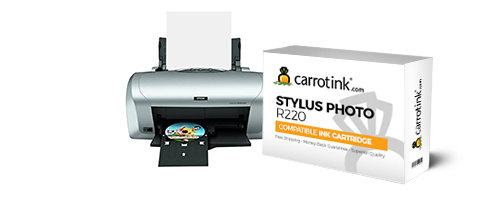 Epson Stylus Photo R220 Ink Carrot Ink