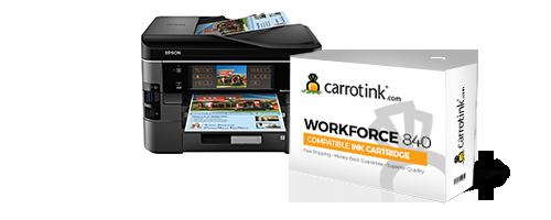 WorkForce 840
