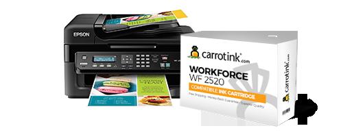 WorkForce WF-2520
