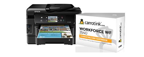 WorkForce WF-3540