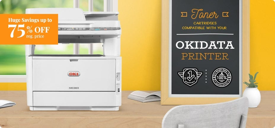 Okidata Banner Image