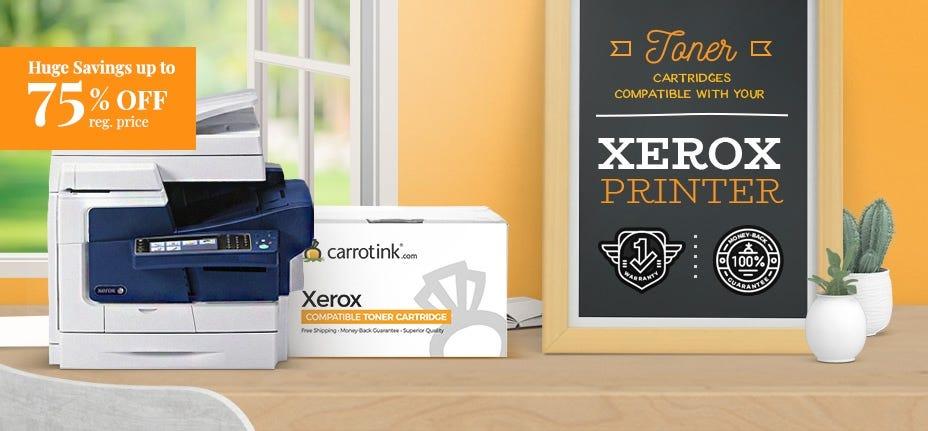 Xerox Banner Image